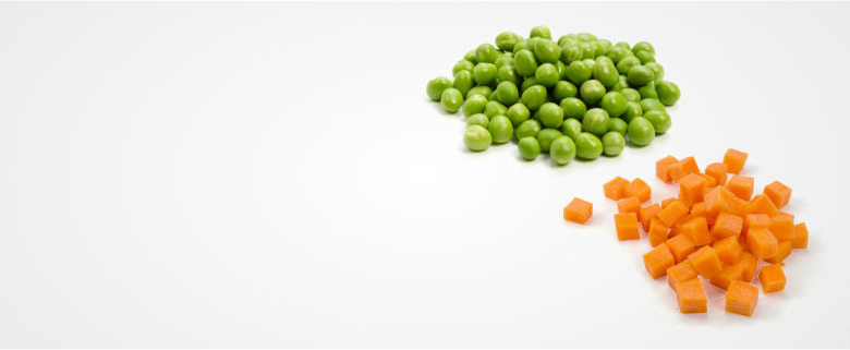 Peas With Carrots